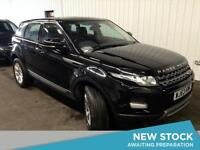 2013 LAND ROVER RANGE ROVER EVOQUE 2.2 SD4 Pure 5dr