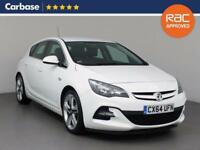 2014 VAUXHALL ASTRA 1.4T 16V Limited Edition 5dr