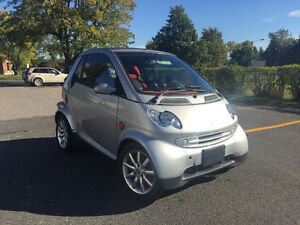 2005 Smart Fortwo Passion Cabriolet