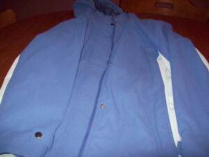 Ladys George plus purple coat Make offer needs gone asap