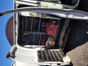 2005 cargo work van