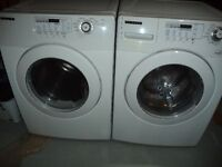 SAMSUNG FRONTLOAD WASHER & DRYER CAN DELIVER