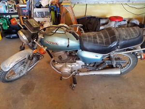 1978 Honda CM 185T