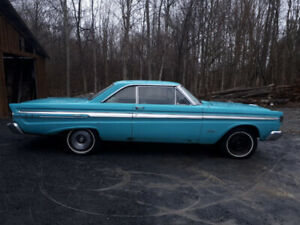 1964 Comet Caliente **SURVIVOR** Original paint