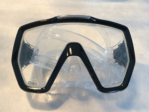 Tusa M-1001 Freedom HD dive diving mask