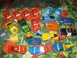 """21 Cars Set from the movies """"Cars"""" For Sale"""