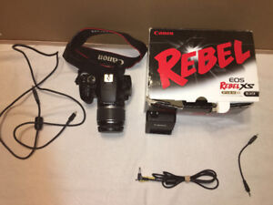 Canon Rebel XS - Great starter Camera!