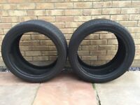 2 Auplus extra load tyres 275/40ZR20