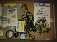 """Eastwood Powder Coater """"NOT"""" dual voltage system $300"""