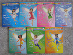 "RAINBOW MAGIC ""JEWEL FAIRIES SERIES"" BOOK COLLECTION"