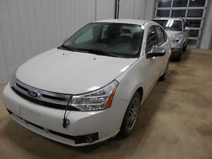 2011 Ford Focus SE Sedan, Sask. PST Paid, Financing Available