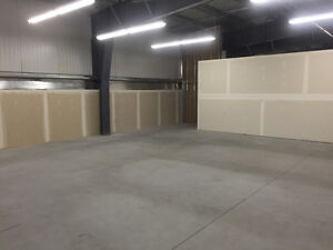 1000 SQ FT Heated Warehouse - SOUTH