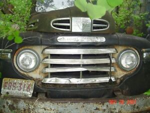 1947/48 mercury truck cab parting out