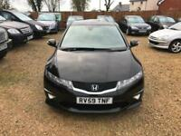 Honda Civic 2.2i-CDTi Type S GT