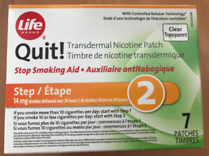 Life Brand Quit! Step 2