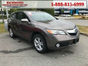 2013 Acura RDX Technology  - Navigation -  Sunroof