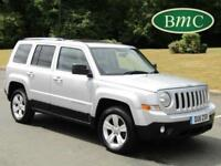2011 Jeep Patriot 2.2 CRD Limited 4x4 5dr