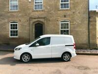 2015 ford transit * CUSTOM ST Courier*connect NO VAT * PX WELCOME *