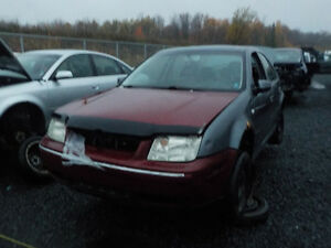 2003 Volkswagen Jetta Now Available At Kenny U-Pull Cornwall
