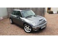 MINI COOPER S 2002 52 1.6 LTR PETROL 92000 MILES 1 YEAR FRESH MOT WARRANTED