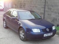 2003 Volkswagen Bora 2.0 SE***LONG MOT + LOW MILES 80K***