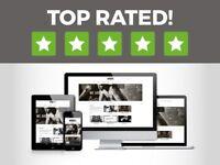 ☎ Website design for your business   Social media  SEO   Wordpress   Magento   Ebay shop   Amazon  