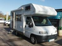 Hymer Campervans Amp Motor Homes For Sale Gumtree