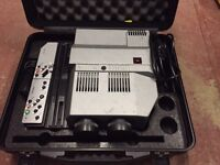 Rollei projector in a case