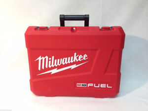 Milwaukee M18 FUEL Drill / Driver 2ND GEN CASE ONLY NO TOOLS!!!