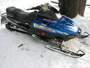 Wanted: Hood for S-chassis skidoo  Kawartha Lakes Peterborough Area image 1