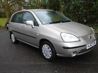 2002 SUZUKI LIANA ESTATE 1.6 GLX £695