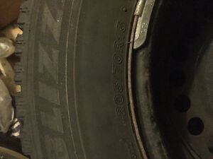 205 70 R15 Summer and winter tires for sale West Island Greater Montréal image 9