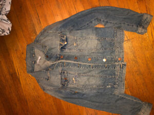 Women's 1969 Gap Jean jacket new without tags