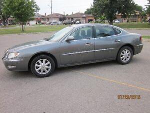 2005 Buick Allure CXL Sedan