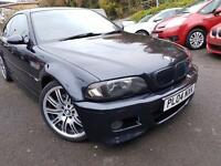 BMW M3 MANUAL 04 REG++FSH++ ONLY 4 OWNERS++MOT MAY 18++SATNAV++ELEC PACK