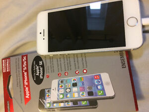 16GB White/Silver iPhone 5s