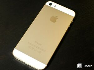 iPhone 5s 32 gb gold, bell