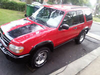 !!FORD EXPLORER SPORT, 4x4, 70,000km!! CLEAN 1999!!