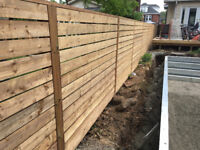 Deck & fencing experts - backyard landscaping project pros