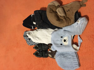 Baby clothes EUC 3 months-12 months (might be more than 12 mths)