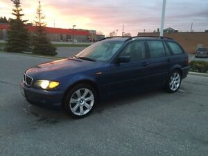 2005 BMW 325XI WAGON **Safety&E-Tested** Sport Package