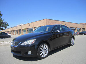 2009 Lexus IS 250 AWD Sedan
