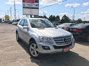 2010 Mercedes-Benz M-Class ML 350, 3 Years Warranty