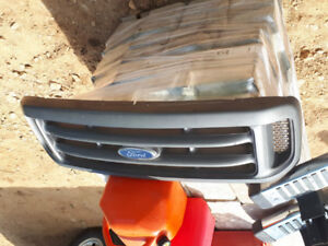 F350 F250 Grill, 1999 to 2004