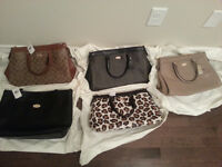 COACH PURSES. BRAND NEW, AUTHENTIC.