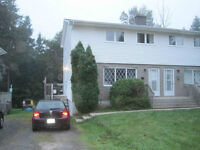 Riverview 3 bedroom 2 storey s/s semi available July 1st