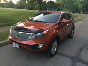 2011 Kia Sportage EX FWD– CERTIFIED, ACCIDENT FREE, RUST FREE