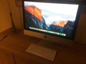 Imac 21.5 2014 Slim boxed - immaculate
