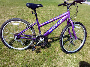Velo pour fille HUFFY, 8-14 ans, 50$