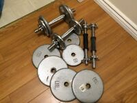 Free Weights and Barbells